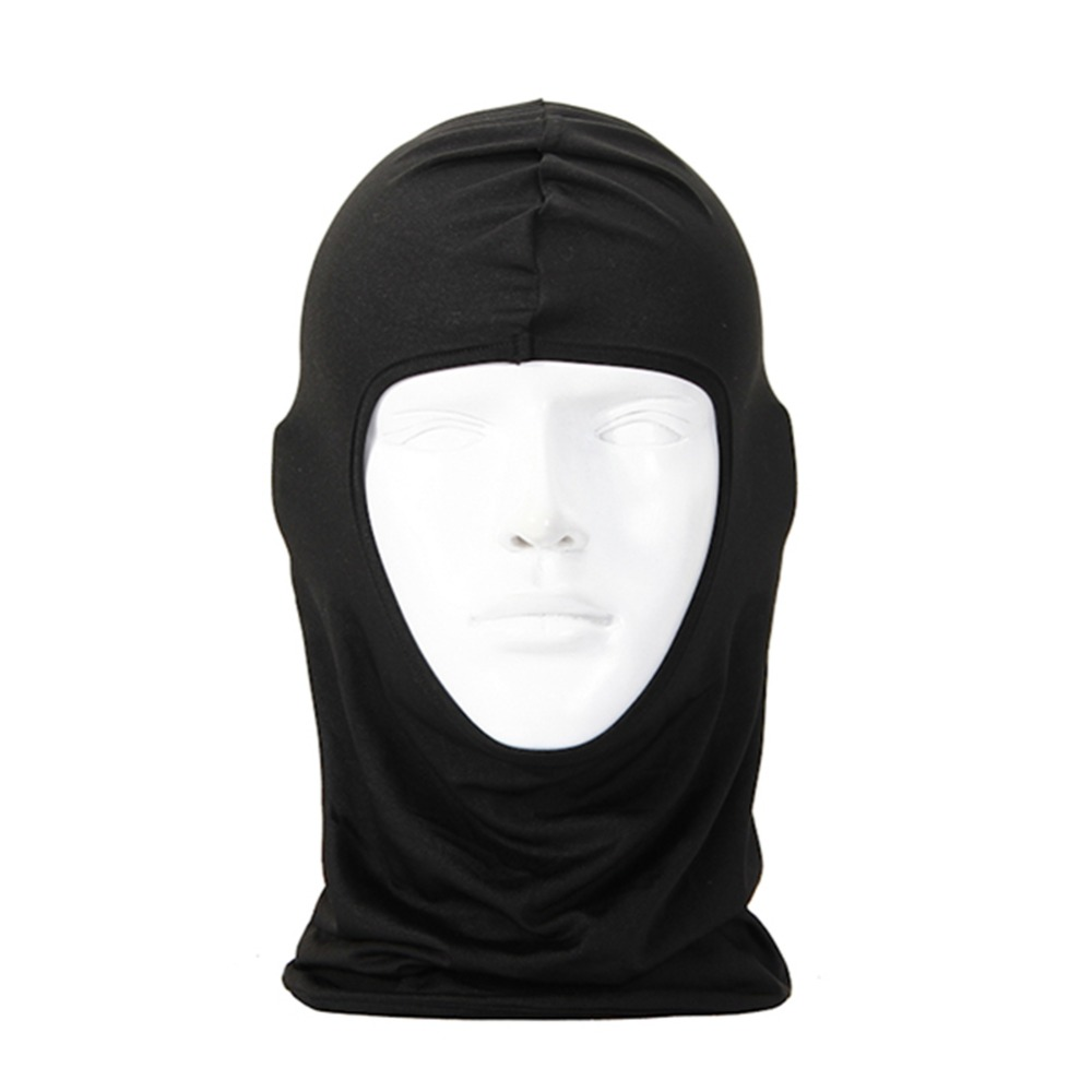 UV Protection Mask Full Face Head Neck Balaclava Cycling Unisex 2017 uv cs airsoft mask earmuffs professional wind 3 color paintball mask shock full face protect mask free shipping