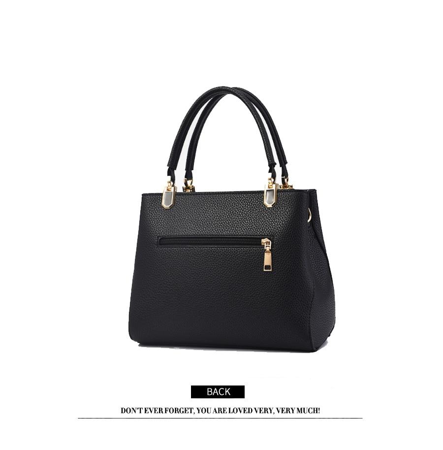 ed49152517b Siruiyahan Handbag Women Messenger Bags Casual Leather Shoulder Bag ...
