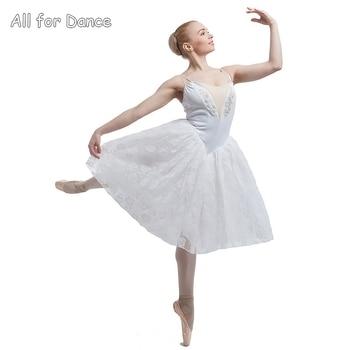 High Quality Nice Design Professional Romantic Ballet Tutu Girl Stage Performance Ballet Costume