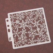 Many Snowflake Sticker Painting Stencils for Diy Scrapbooking Stamps Home Decor Paper Card Template Decoration Album Crafts Art love cat heart sticker painting stencils for diy scrapbooking stamps home decor paper card template decoration album crafts art