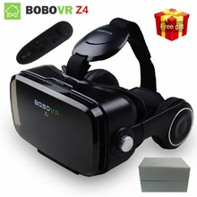 BOBOVR Z4 Vr Glasses Virtual Reality Glasses Mobile 3D VR Video Glasses  Helmet Cardboard VR Headset For 4.7-6.2″ smartphone