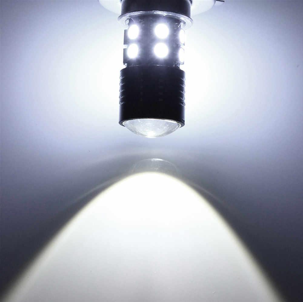Samochodów Led światła 2 X H4 SMD LED światła przeciwmgielne do jazdy samochodów głowy światła lampy żarówki białe Super jasne MAY10