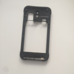 Image 4 - Utilisé Original cadre arrière coque étui + caméra verre Len réparation accessoires de remplacement pour Blackview BV5000 livraison gratuite