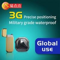 E 3G109 Mini 3g Car Positioning Tracker Super Waterproof Precision Positioning Pet Anti lost Car Anti theft GPS Tracker