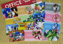 Sonic the Hedgehog Stickers Set