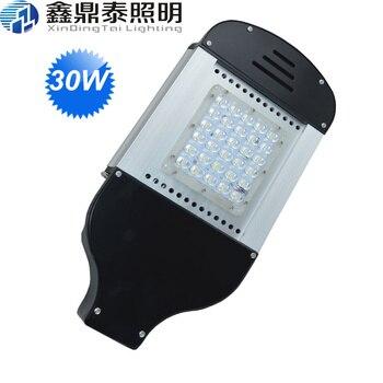 85-265 V 30 W אורות רחוב ממשק מוט כביש תאורת רחוב מנורת בהירות גבוהה 30*1 W חיצוני Lighghting רחוב אור LED
