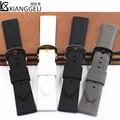 Аксессуары для часов  силиконовый ремешок для часов Armani 23 мм AR5946 AR5948 AR5869 AR5878  плоский прямой штырьковый ремешок для часов