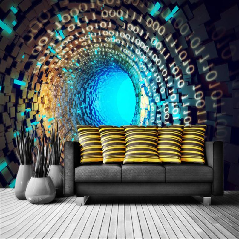 modern 3d effect custom wallpaper large stereo space  living room bedroom background mural abstract tunnel imitation wallpaper 3d stereo window planet earth from outer space background 3d wallpaper murals living room bedroom study paper 3d wallpaper