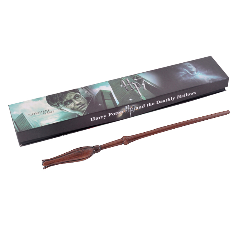 ZXZ Wizarding World of Magic Wand wand Magic Luna Lovegood Wand with box