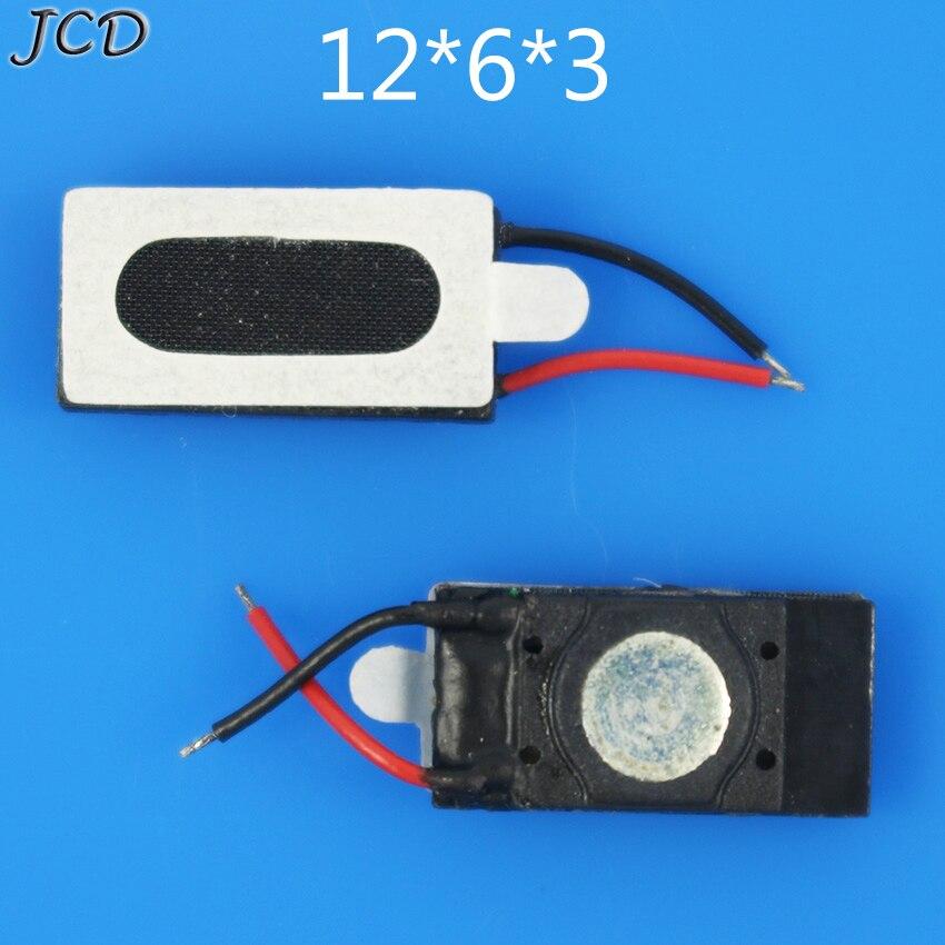 JCD 1pcs New Ear Top Earpiece Speaker For THL W100 W100S Mobile Phone High-quality Earpiece Ear Speaker
