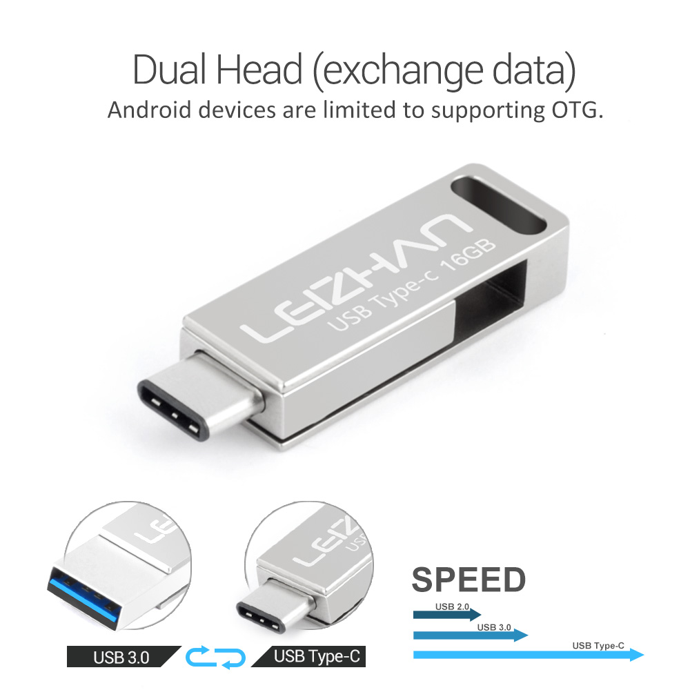 Flash Driver Otg Usb Type C Daftar Update Harga Terbaru Dan Flashdisk Addlink Dual 32gb Drive Swivel Black Leizhan 31 Metal Port 30 64gb Pendrive 16gb