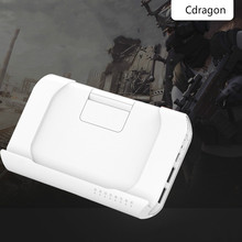 Cdragon handjoy 휴대 전화 gamepad 회전 PC를 kmax 2