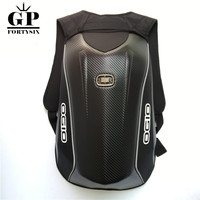 OGIO Mach Motorcycle Riding Backpack Waterproof Carbon Fiber Hard Shell Motorcycle Bag Motocross Luggage Backpack For Yamaha