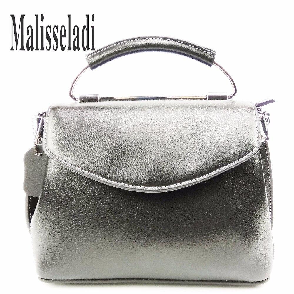 купить Luxury Genuine Leather Woman Crossbody Bags top-handle Bag Designer Handbags Girl Shoulder Messenger envelope Bag Female handbag по цене 2953.03 рублей