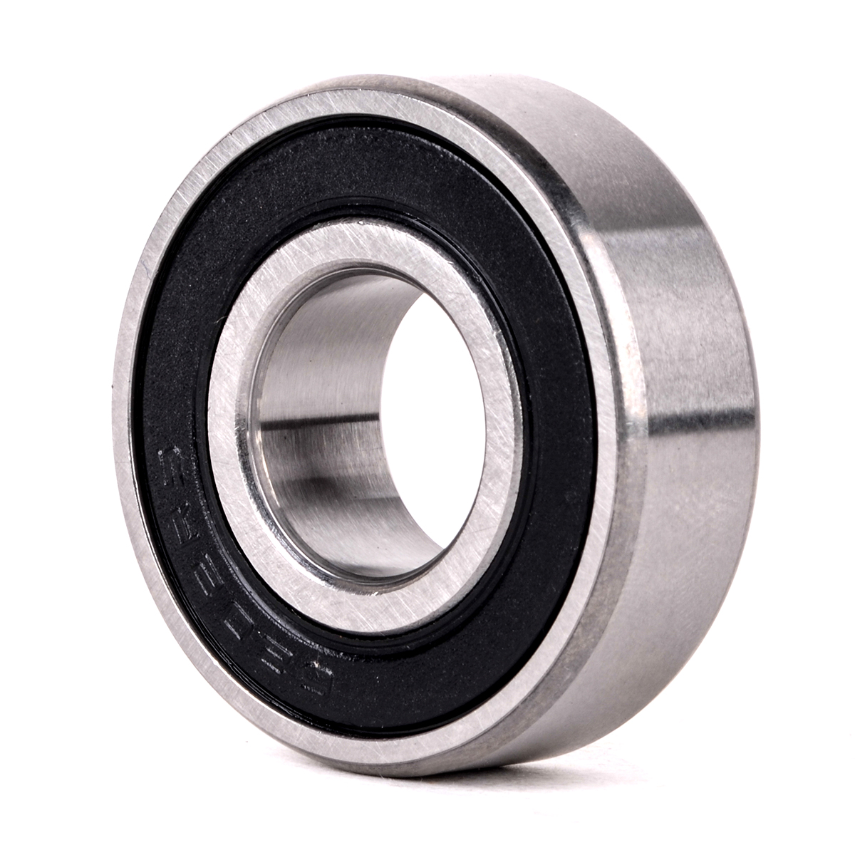 1pc 6202-2RS Shielded Deep Groove Bearing Black Silver Rubber Sealed Ball Bearings for Electric Motors Mayitr 15mm*35mm*11mm 10pcs 5x10x4mm metal sealed shielded deep groove ball bearing mr105zz
