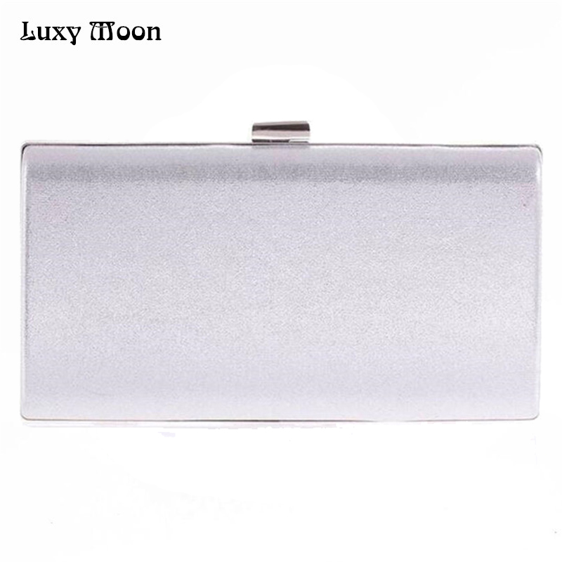 new 2016 solid color clutch bags fashion silver evening bag black clutches bolsa feminina wedding purse chains handbag women bag new 2015 fashion women day clutches shiny red and black evening clutch handbag female bolsa feminina pequena lady purse hand bag