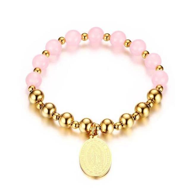 246db28d02f9 Productos más vendidos hecho a mano brazalete de oro mujeres lindo Amuletos pulsera  de cadena