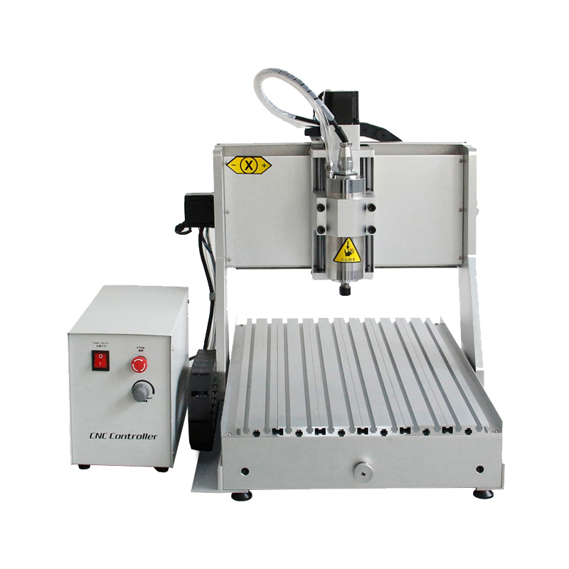 Mini CNC Lathe Woodworking Machine Ball Screw 800W Spindle CNC 3040 Router with 130mm Z-Axis Stroke no tax to russia cnc carving machine 4030 z d300 cnc lathe mini cnc router for woodworking