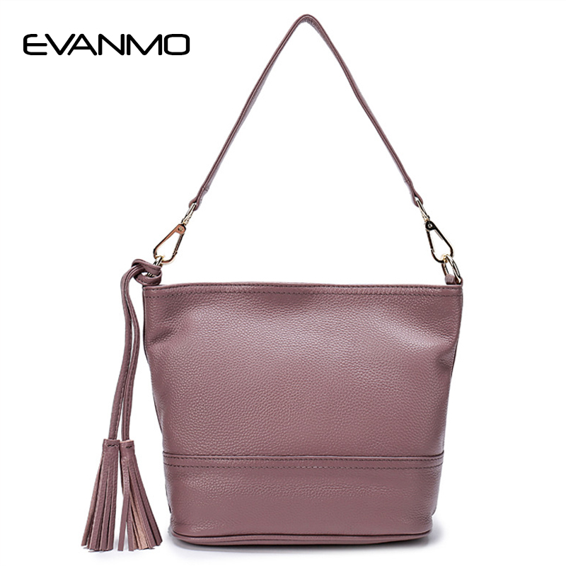 Genuine Leather Bag Women Shoulder Bucket Bag Messenger Bags Women Famous Brands Roomy Ladies Handbags Bags Handbags встраиваемый светильник feron al800 28670