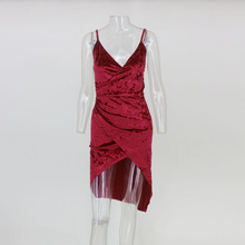 c2abbd8eca5f1 Buy claret red dress and get free shipping on AliExpress.com