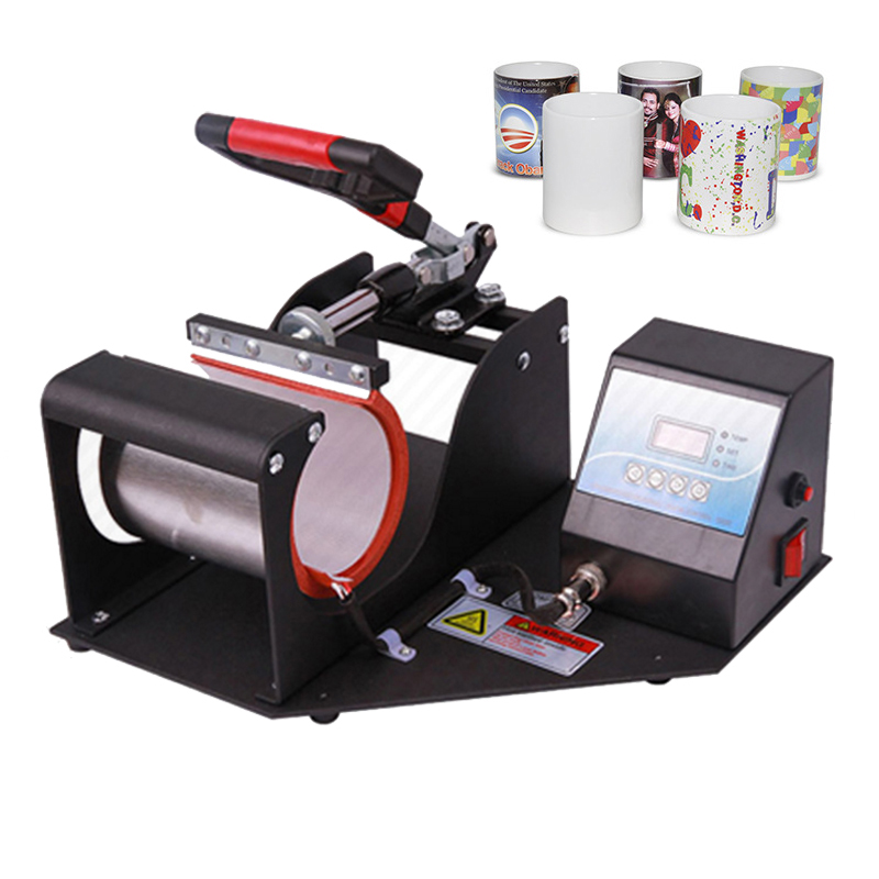 Digital Mug Press Machine 2D Sublimation Printer Heat Press Machine Heat Transfer Mug Printing Machine Cup Printer 3d sublimation vacuum printer sublimation heat press machine mug t shirt cell phone case printer cup digital printing machine