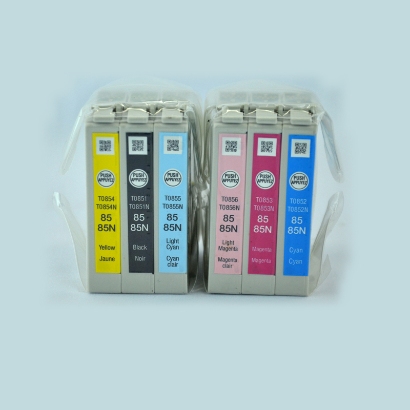 original for epson T0851 t0852 t0853 t0854 t0855 T0856 Ink cartridge For Epson Stylus Photo r1390 r330 printeroriginal for epson T0851 t0852 t0853 t0854 t0855 T0856 Ink cartridge For Epson Stylus Photo r1390 r330 printer