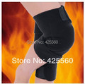 Tourmaline Self Heating Kneepads Magnetic Therapy Knee Support Tourmaline Heating Belt Knee Massage Relieve Knee Pain