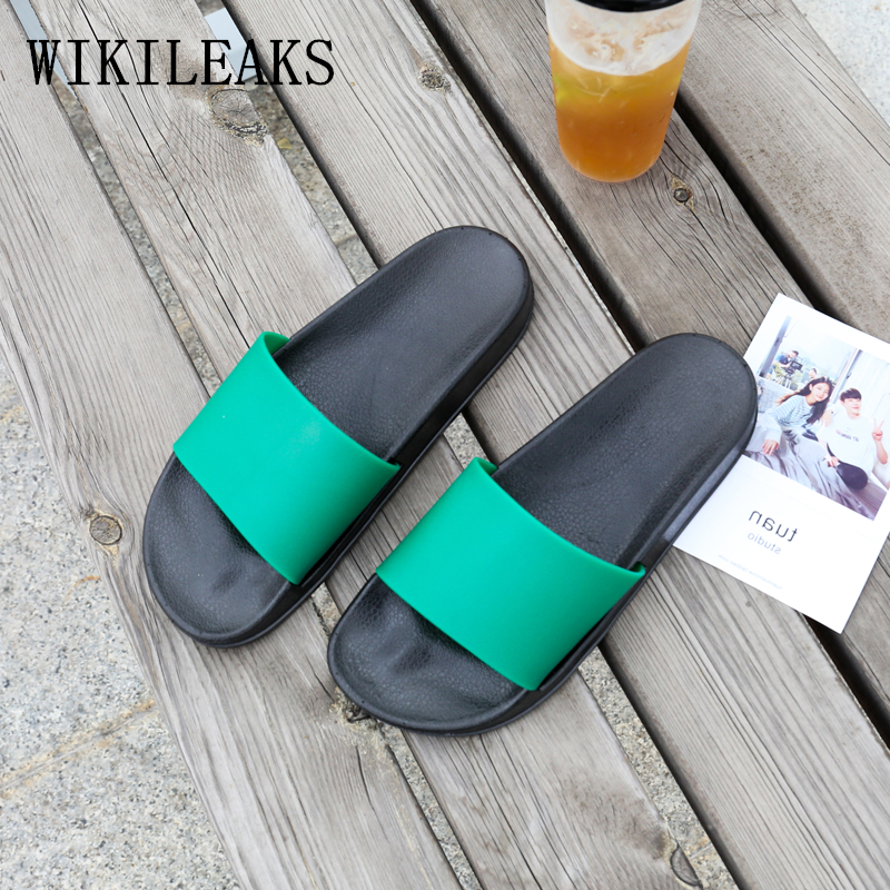 2018 summer slippers women jelly shoes slides beach shoes woman home slippers chaussures femme beach slippers chinelo masculino