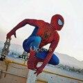 Человек-паук raimi косплей костюм 3D печатных детей/взрослых лайкра спандекс Человек-паук костюм для Хэллоуина Косплей зентай костюм
