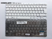LA Latin Keyboard for Samsung NP915S3G 905S3G NP905S3G 910S3G NP910S3G 915S3G white keyboard layout