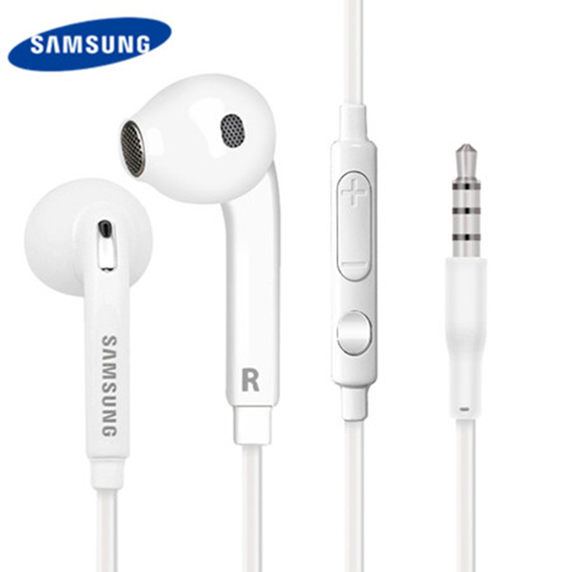 SAMSUNG Earphones Note3 for Samsung Galaxy S6 S8 Mobile Phones Laptop In-ear Earphones Headsets Wired with Microphone