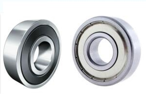 Gcr15 6319  ZZ OR 6319 2RS (95x200x45mm) High Precision Deep Groove Ball Bearings ABEC-1,P0 gcr15 61930 2rs or 61930 zz 150x210x28mm high precision thin deep groove ball bearings abec 1 p0