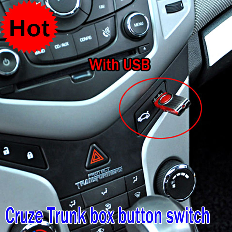 2013 Newest Cruze Trunk box button switch assembly luggage ...