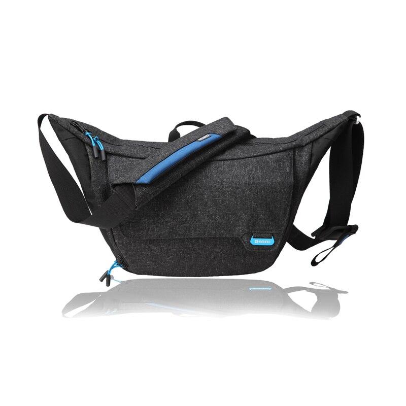 Benro Traveler S200 professional One-shoulder diagonal fashion SLR camera bag штатив benro t 800ex
