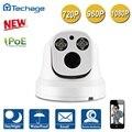 Techage 720 P 960 P 1080 P Cámara IP POE 48 V Power Over Ethernet P2P ONVIF Visión Nocturna Por INFRARROJOS CCTV de Interior de Vigilancia de Seguridad Cam
