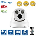 Techage 720P 960P 1080P POE IP Camera 48V Power Over Ethernet IR Night Vision CCTV Indoor ONVIF P2P Security Surveillance Cam