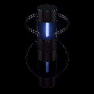Image 1 - Tritium Lamp Keychain Key Ring Survival Tool Luminous Tritium Gas Lamp Lifesaving Emergency Lights Automatic Light