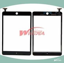 Сенсорный Экран Планшета Переднее Стекло для IPAD MINI 1 & 2 Замена Панели 1 шт. бесплатная доставка