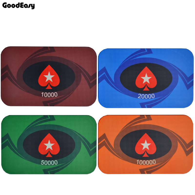 10PCS LOT Square Peach heart Texas Hold 39 em Casino Ceramic EPT Poker Chips Lighter Pokerstar Chips Party Entertainment Customied in Poker Chips from Sports amp Entertainment
