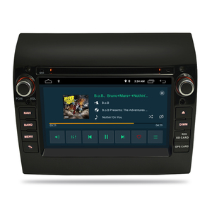 Image 5 - Android 9.1 Car Stereo For Fiat Ducato CITROEN Jumper PEUGEOT Boxer DVD Player GPS Navi Autoradio Video 2 Din Stereo Multimedia