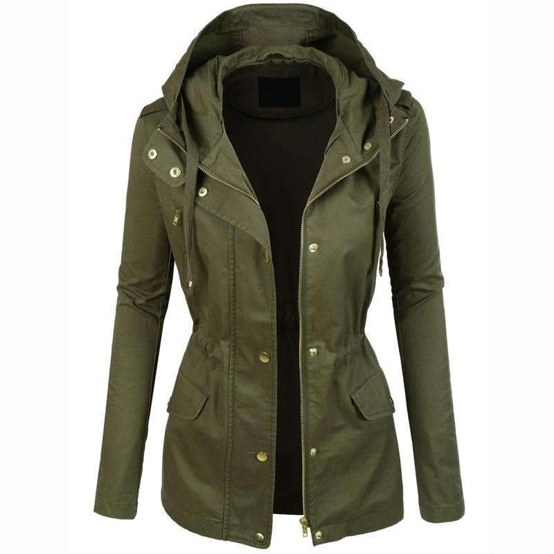 Popular Women Jacket Military-Buy Cheap Women Jacket Military lots ...
