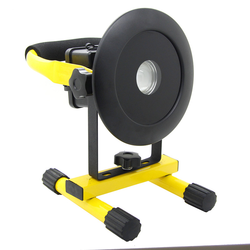 120 Led Cordless Work Light Home Garage Emergency Portable: Waterproof 30W Outdoor Floodlights Rechargeable LED Work