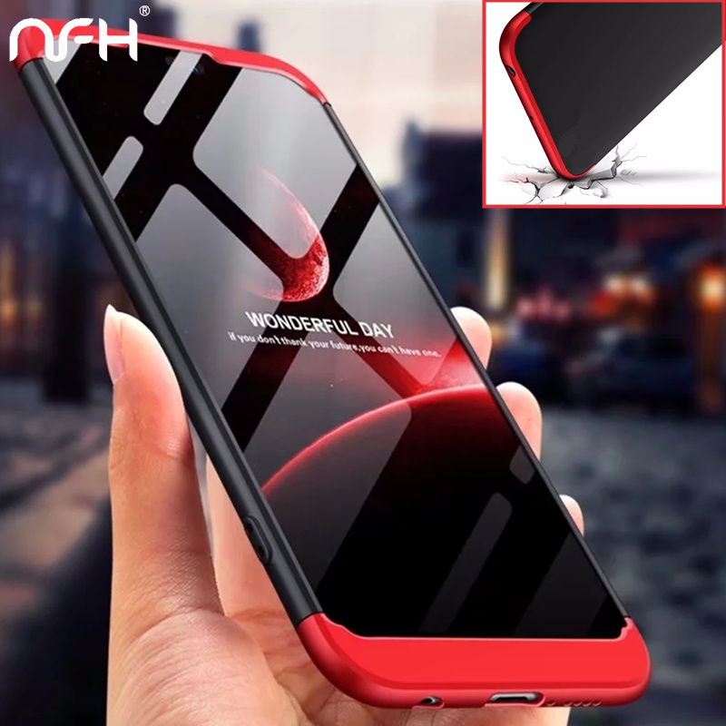 <font><b>P20</b></font> Lite Shockproof Protector <font><b>360</b></font> <font><b>Case</b></font> For Huawei <font><b>P20</b></font> Huawei P20Lite Huawei <font><b>P20</b></font> Pro Luxury Slim Bumper Cover on <font><b>P20</b></font> Phone <font><b>Case</b></font> image