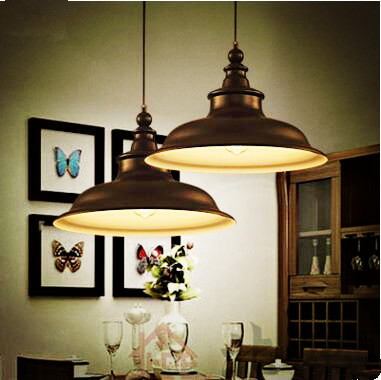 American Loft Style Lampe Vintage Industrial Lighting Edison Bulb Light  Fixture Retro Hanging Lamp Lampen Suspenison Design Inspirations