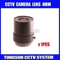Factory Direct 1 3 HD F1 2 CCTV Fixed Iris IR Infrared 4mm CS Lens For