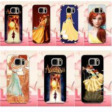 Oedmeb para Apple iPhone 4 4S 5 5C 5S SE 6 6S 7 8 Plus X para LG G3 G4 G5 G6 K4 K7 K8 K10 V10 V20 casos Anastasia