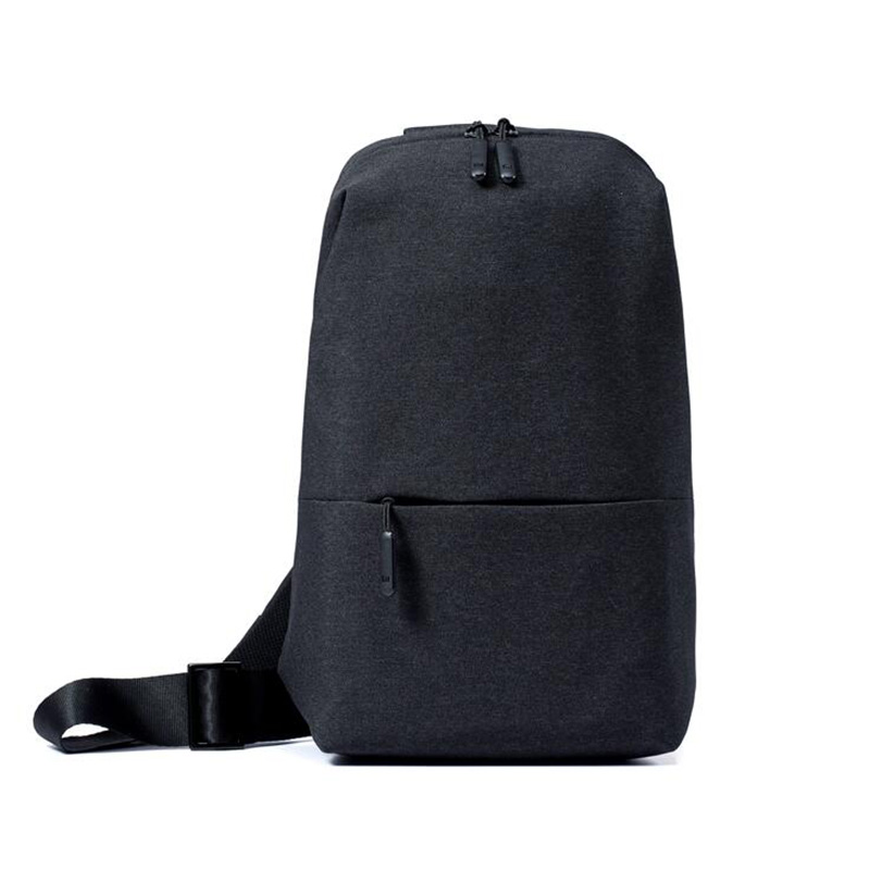 Original Xiaomi Rucksack städtische brust pack Für Männer Frauen Schulter Art Unisex Rucksack für kamera DVD handys reisetasche