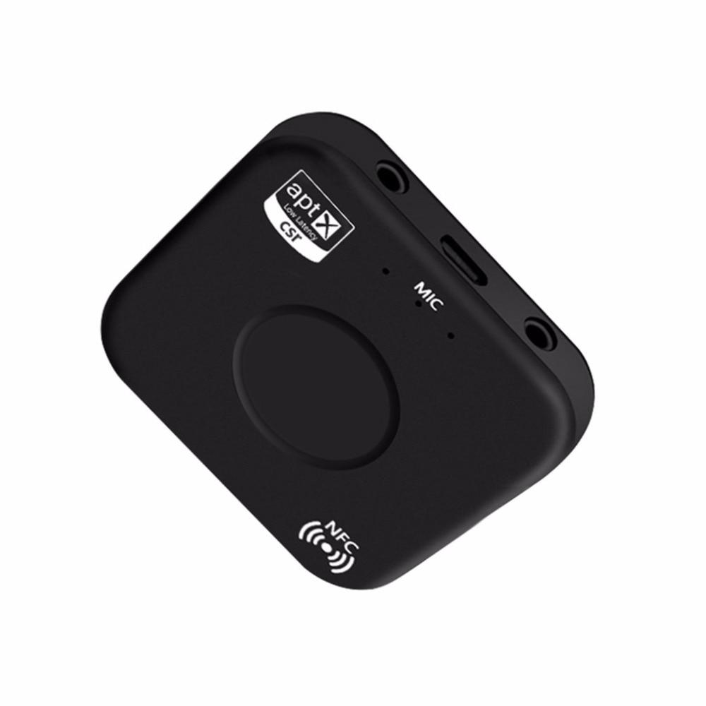 Tragbares Audio & Video Funkadapter Multifunktionale Drahtlose Bluetooth Empfänger Mit Nfc Verbinden & Freisprecheinrichtung Mic Anruf Tragbare Drahtlose Lautsprecher Rezeptor Eine Hohe Bewunderung Gewinnen