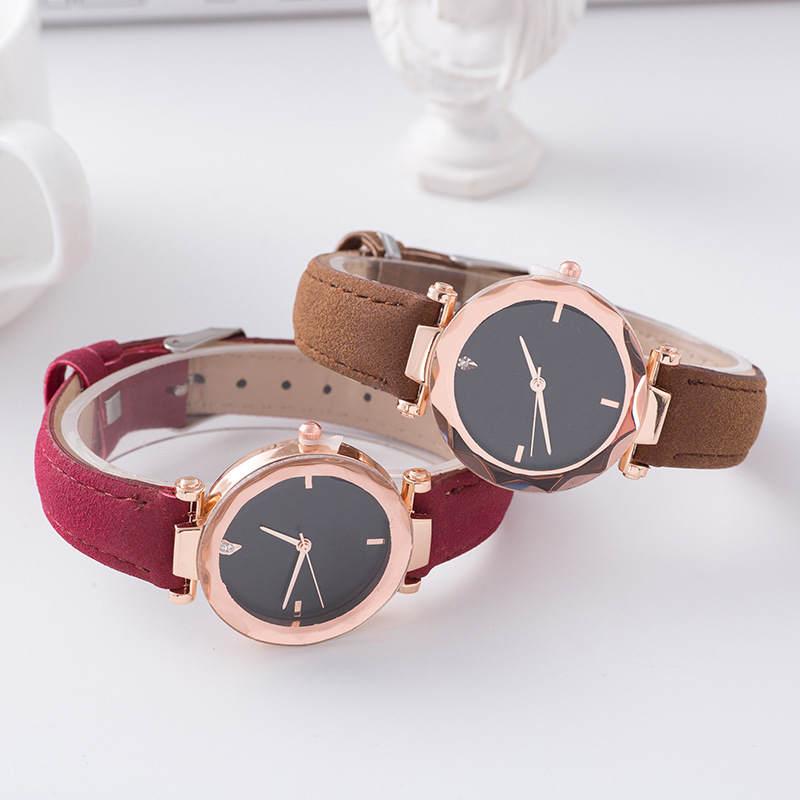 7cec4ef9fd15 Ctpor negro moda Mujer Relojes Top marca de lujo Ultra delgado del reloj  del cuarzo de las señoras Relojes Mujer 2018 SK mujeres reloj