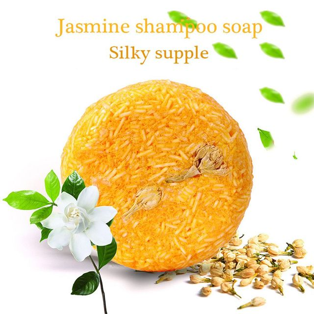 Fashion Handmade New Fragrance Shampoo Bar Soap Hair Growth Nourishing Natural Handmade Herbal Hair Care Deep Nourish 2